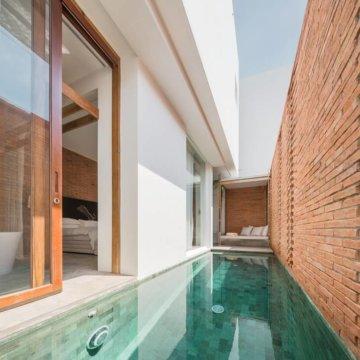1 Bedroom Pool Suite