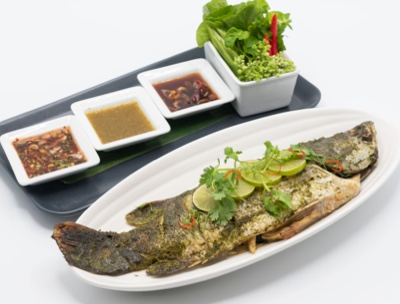 Chargrilledseabass