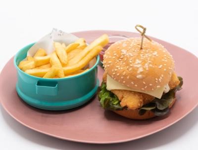 Pankocrustedfishburger