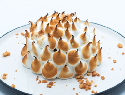 R Chocolate Croissant Puddin