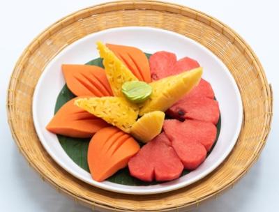 Tropicalfruitplate