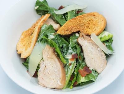 Chickencaesarsalad