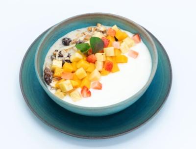 Muesliyoghurt