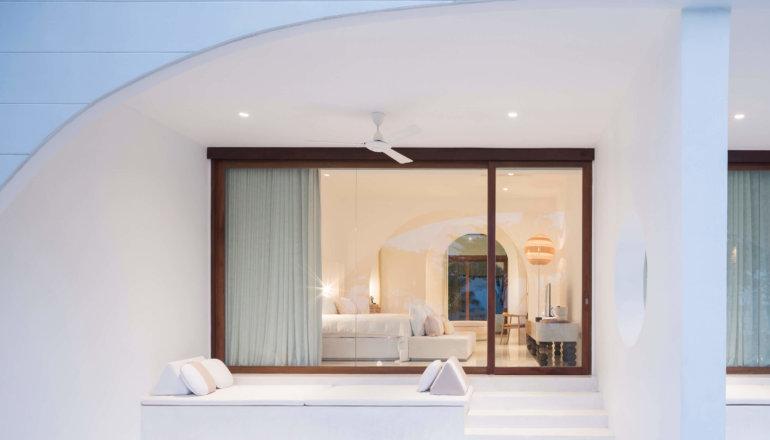 Oceanfront Garden Pool Suite Sala Samui Chaweng Beach Resort