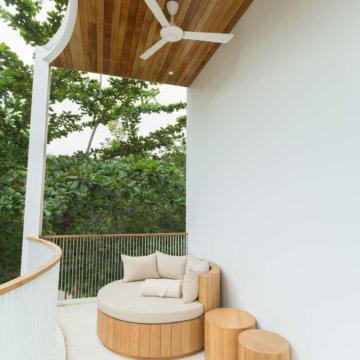 Garden Deluxe Balcony