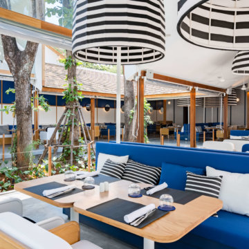 treehouse restaurant + bar