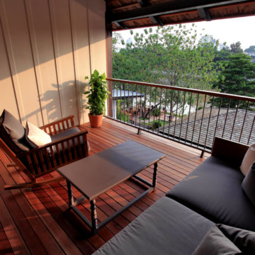 River View Deluxe Balcony