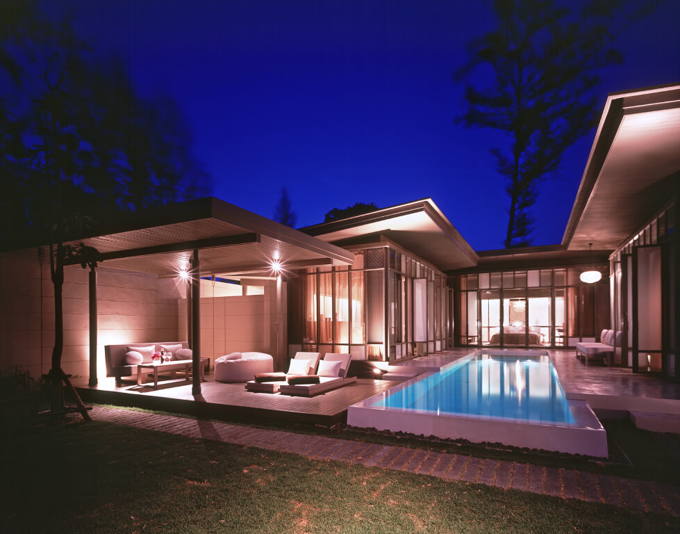 Sala phuket i luxury hotel beach front villas - What hotels have 2 bedroom suites ...