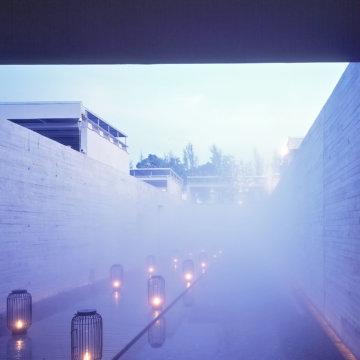 SALA Spa Entrance
