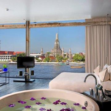 Arun River View Suite