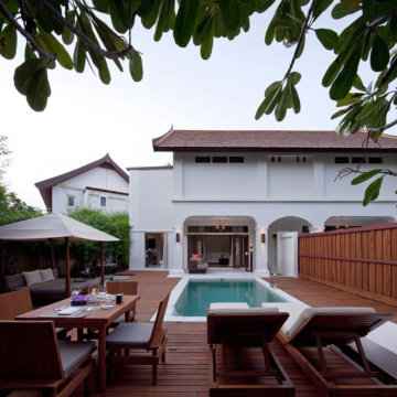 1 Bedroom Duplex Pool Villa Suite