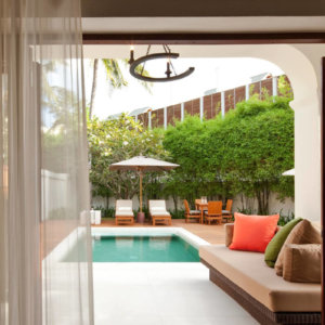 SalaSamui Room Duplex Pool Villa Suite