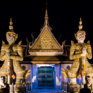 SALA A Wat Arun