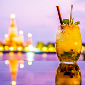 Sala Rattanakosin Mojito Cocktail Photographer Joakim Lloyd Raboff