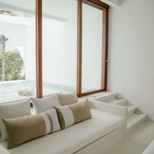 Pool Suite Sea View