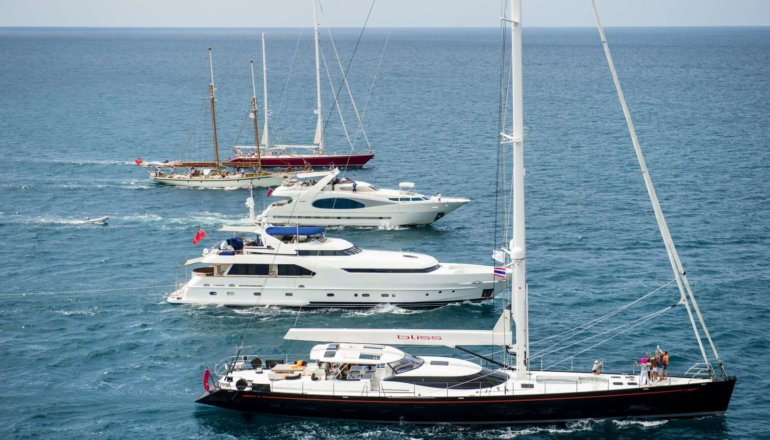 SALA PHUKET RESORT AND SPA RETURNS AS HOST VENUE OF ASIA SUPERYACHT RENDEZVOUS CUP