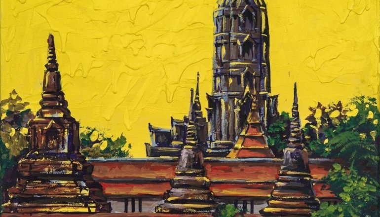 SALA AYUTTHAYA DEEPENS SALA BOUTIQUE'S COMMITMENT TO THE ARTS WITH EXHIBITION BY TRADITIONAL THAI PAINTING MASTER