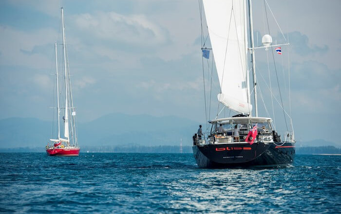'ASR Superyacht Cup' Returns to Phuket Jan 18 – 20