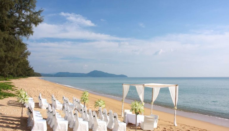 "SALA PHUKET MAI KHAO BEACH RESORT TRANSFORMS DESTINATION WEDDINGS WITH FULLY PERSONALISED ""BIG DAYS"" ON THE BEACH"