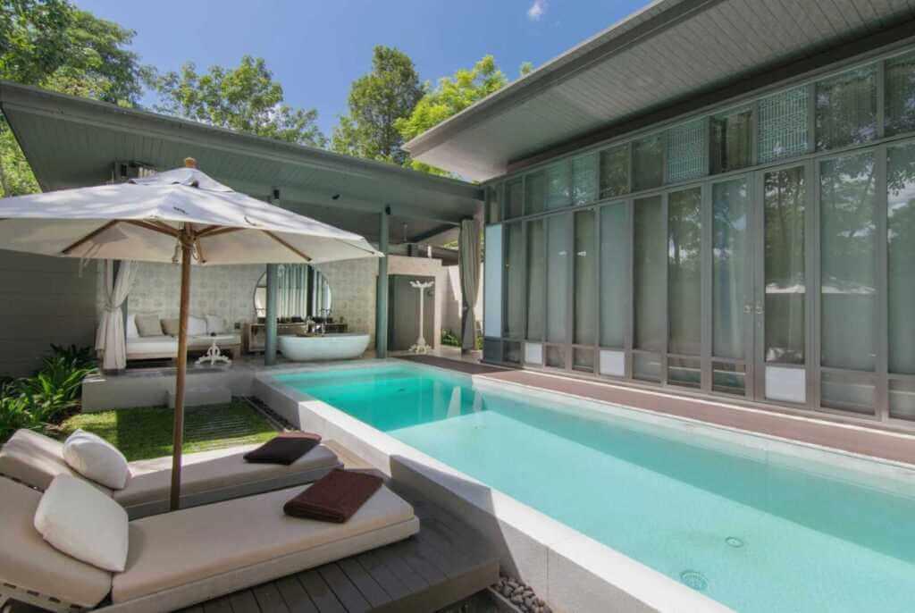 Sala Pool Villa 1 Custom